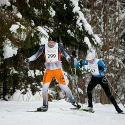 20. Tallinna Suusamaraton - Allan Aim (299)