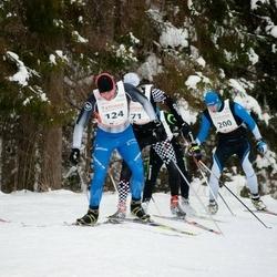 20. Tallinna Suusamaraton - Andres Habakuk (124)