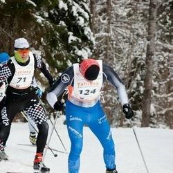 20. Tallinna Suusamaraton - Toomas Teesaar (71), Andres Habakuk (124)
