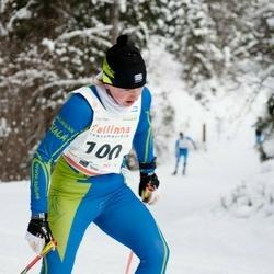 20. Tallinna Suusamaraton - Jaanika Paalmäe (100)