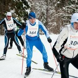 20. Tallinna Suusamaraton - Madis Rouhijainen (164)