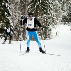 20. Tallinna Suusamaraton - Indrek Kelk (201)