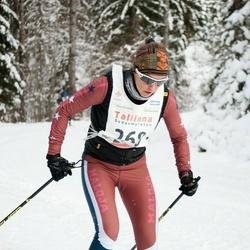 20. Tallinna Suusamaraton - Regina Kaal (268)