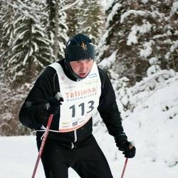 20. Tallinna Suusamaraton - Meelis Laanemets (113)