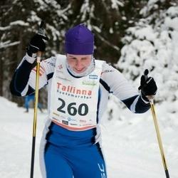20. Tallinna Suusamaraton - Eeva Avik (260)