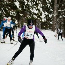 20. Tallinna Suusamaraton - Maria Cherkasskaia (285)