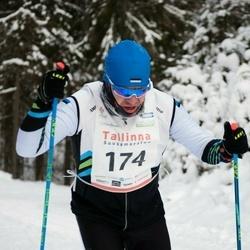 20. Tallinna Suusamaraton - Jaanus Keerberg (174)