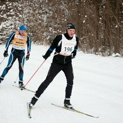 20. Tallinna Suusamaraton - Etko Väli (196), Arvo Raja (4001)