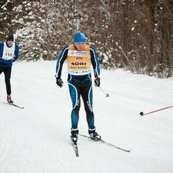 20. Tallinna Suusamaraton - Arvo Raja (4001)