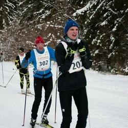 20. Tallinna Suusamaraton - Martti Orr (202), Rene Salk (302)