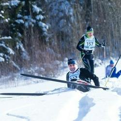 43. Haanja Maraton - Andres Leosk (142)