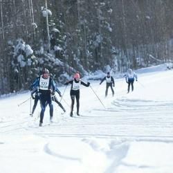43. Haanja Maraton - Tiina Idavain (108), Vahur Loosaar (127)