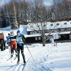 43. Haanja Maraton - Merilin Jürisaar (22), Meelis Jürisaar (65)