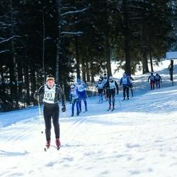 43. Haanja Maraton - Ermo Veelain (131), Priit Laidvee (183)