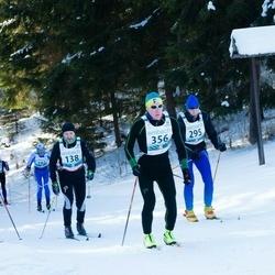 43. Haanja Maraton - Urmas Voitka (138), Valdis Kaskema (295), Ander Kuusk (356)