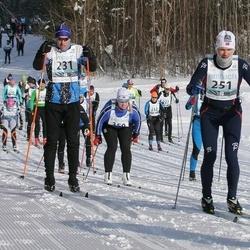 43. Haanja Maraton - Heiki Pensa (231), Rauno Kurg (251)