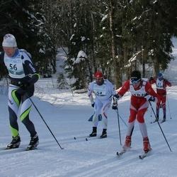 43. Haanja Maraton - Ain Veemees (54), Alar Reiska (56)
