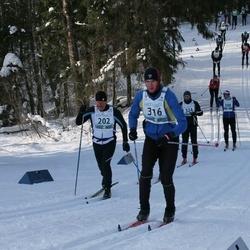 43. Haanja Maraton - Tiit Puur (202), Rene Post (316)