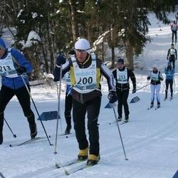 43. Haanja Maraton - Tõnu Jürimaa (200), Ago Käis (213), Silvar Kallip (253)