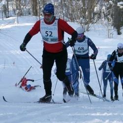 43. Haanja Maraton - Margus Kaasik (52), Agris Krievans (68)