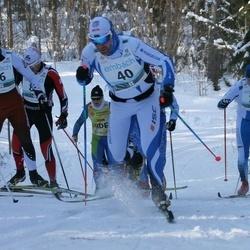 43. Haanja Maraton - Arno Bachaus (40), Priit Tiidla (77)
