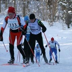 43. Haanja Maraton - Rein Toomas (112), Ene Aigro (133)