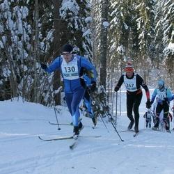 43. Haanja Maraton - Arno Anton (130), Märt Kivila (134), Riho Vaikmäe (141), Jaak Väärsi (267)