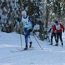 43. Haanja Maraton - Arne Sammel (109), Evelyn Himma (150), Kalle Kotka (192)