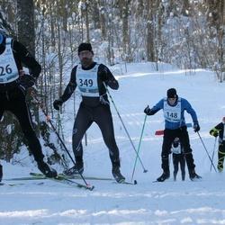 43. Haanja Maraton - Georgi Vinogradov (148), Tõnis Räim (226), Argo Olesk (349)