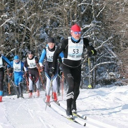 43. Haanja Maraton - Raio Piiroja (38), Tanel Uudeberg (53)