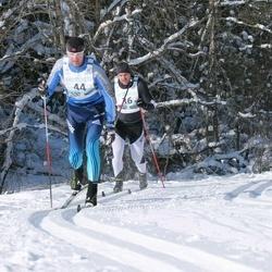 43. Haanja Maraton - Martin Maasik (36), Tiit Voodla (44)