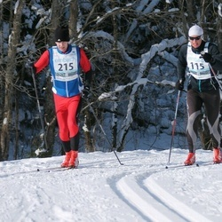 43. Haanja Maraton - Erik Kirikmäe (115), Ergo Mikkor (215)