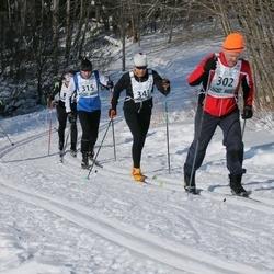 43. Haanja Maraton - Kristjan Vällik (302), Andro Mikkor (315)