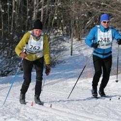 43. Haanja Maraton - Heiki Soome (248), Epp Talvik (262)