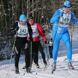 43. Haanja Maraton - Kulvo Jõõger (149), Alvar Leola (242)