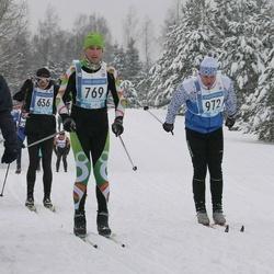 45. Tartu Maraton - Waldemar Spychalski (636), Ever Sinisalu (769), Ago Murakas (972)