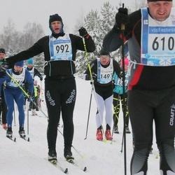 45. Tartu Maraton - Andrus Danilov (610), Agris Peedu (992)