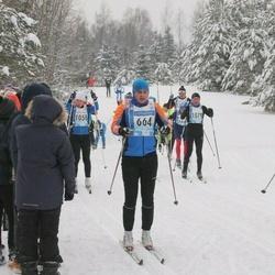45. Tartu Maraton - Veiko Trink (664), Annika Vaher (1058), Ain Roost (1079), Rain Raudsepp (1306)