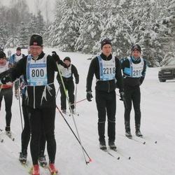 45. Tartu Maraton - Kalev Joonas (800), Andero Safronov (2012), Kaido Lepik (2218)