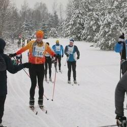 45. Tartu Maraton - Ermo Kruuse (1062), Arno Anton (1141), Aivo Ilves (1544)