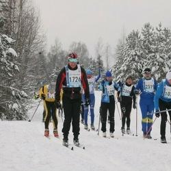 45. Tartu Maraton - Heiki Jääger (1024), Ants Kask (1449), Bruce Mason (1726), Andras Kaasik (2309), Jonas Nygren (2319)