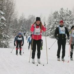 45. Tartu Maraton - Maria Luts (1687), Aare Järvelaid (1811), Kristo Kent (1928)