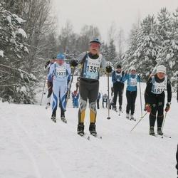 45. Tartu Maraton - Anatoly Efimov (1359), Andrus Vihalem (1927)