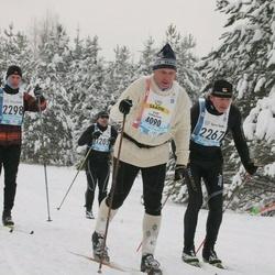 45. Tartu Maraton - Bohumil Nemec (2267), Erkki Kukk (2298), Avo Kirsipuu (4090)