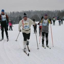 45. Tartu Maraton - Aare Järvelaid (1811), Anti Reiman (2400), Avo Kirsipuu (4090)