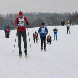 45. Tartu Maraton - Erich Boesch (1727), Aalo Parmas (2190)