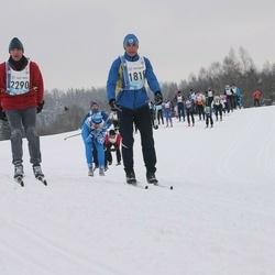 45. Tartu Maraton - Ago Käis (1810), Viljar Ott (2290)