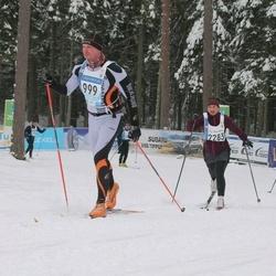 45. Tartu Maraton - Arno Õruste (999), Eva Szabo (2283), Urmas Hein (4084)