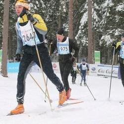 45. Tartu Maraton - Teet Ruuval (975), Mihkel Must (1333), Anatoli Babkin (2647)