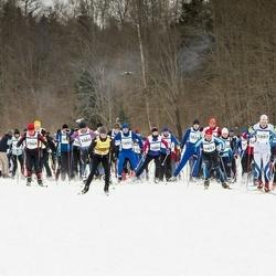 33. Viru Maraton - Manivald Luidre (1051), Nikolay Nesterov (1068), Enn Kiiver (1084), Rando Kaljuvee (1093), Hannes Järv (1095)